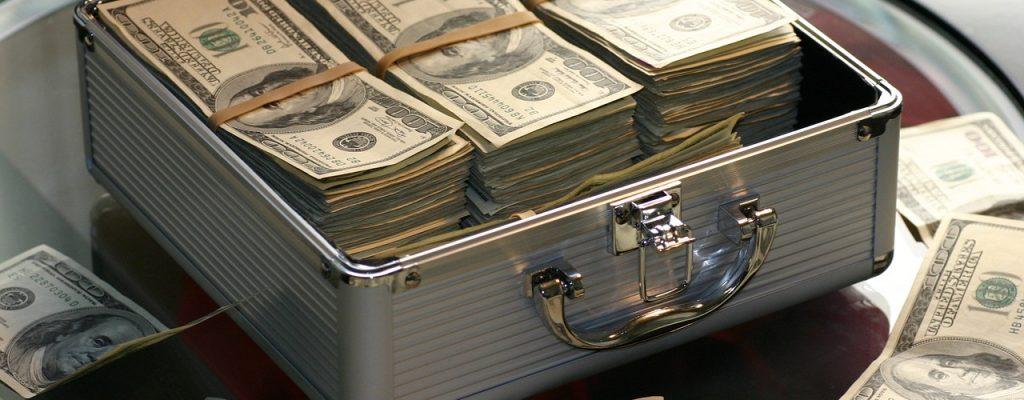 Bargeld Cash Sichteinlagen